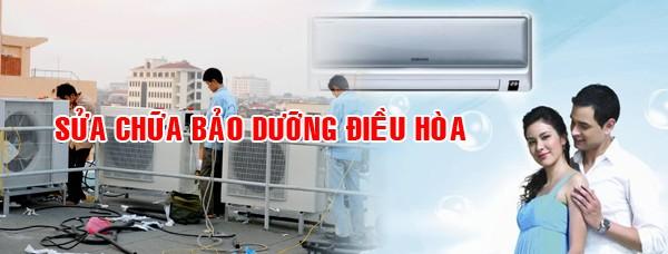 Sửa chữa và bảo dưỡng điều hòa tại Long Biên