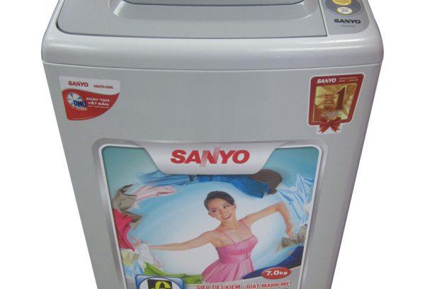 Sửa máy giặt sanyo tại long biên